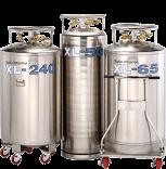 Pressurized tanks for storage of liquid nitrogen